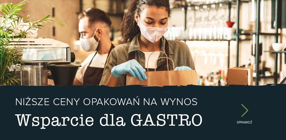 My dla Gastro. Wzajemna pomoc jest ogromnie ważna, szczególnie w tak trudnym czasie.