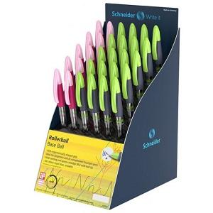 Thin pens, ballpoint pens