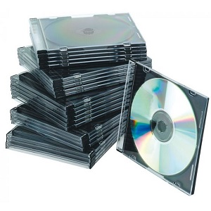 Pudełka i opakowania na CD