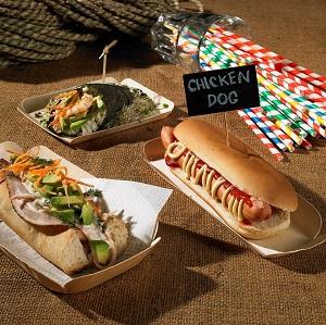 Pojemniki street food