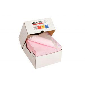 Papier komputerowy składanka, kolor, 250x12, 1+1