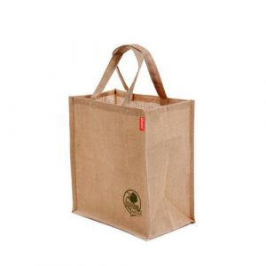GREENBAG NATURAL Bag made of jute, natural