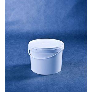 Pokrywka do wiaderek białych o pojemności 5l , cena za opakowanie 50szt