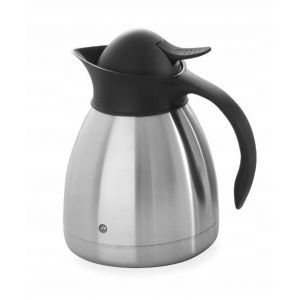 Steel coffee thermos 1 l - code 446508