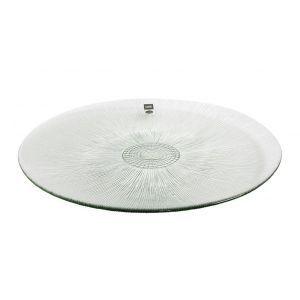 Fine Dine Talerz szklany płytki Atelier śr. 265mm - kod 773055