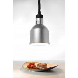 Lampa do podgrzewania potraw - wisząca kolor srebrny  kod 273883