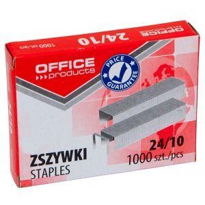 Zszywki OFFICE PRODUCTS, 24/10, 1000szt.