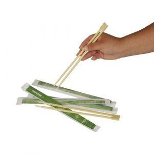 PURE pałeczki drewniane 23cm pojedynczo pakowane, op. 50par (10)