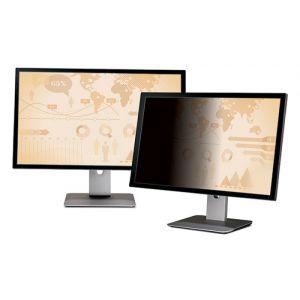 """Bezramkowy filtr prywatyzujący 3M™ (PF20.0W9), do monitorów, 16:9, 20"""", czarny"""