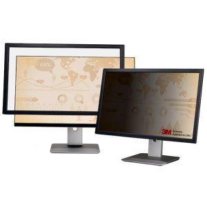 """Ramkowy filtr prywatyzujący 3M™ (PF324W9), do monitorów, 16:9, 24"""", czarny"""