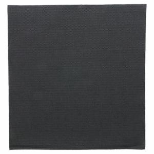 Serwetki 40x40 czarne