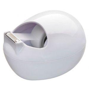 Dyspenser do taśm SCOTCH® Magic™ (C36-W-EU) projektu Karim Rashid, biały, taśma GRATIS