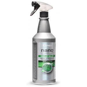 Odour neutraliser CLINEX Nano Protect Silver Odour Killer 1L 70-351, green tea