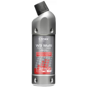 Preparat CLINEX W3 Multi 1L 77-076, do mycia sanitariatów i łazienek, skoncentrowany
