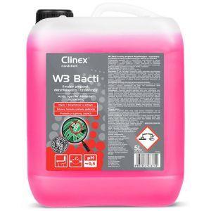 Preparat dezynfekująco-czyszczący CLINEX W3 Bacti 5L 77-700