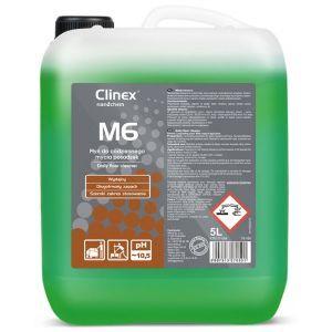 Płyn CLINEX M6 Medium 5L 77-094, do mycia mikroporowatych posadzek