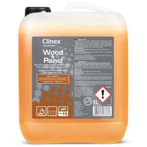 Płyn do mycia drewnianych podłóg i paneli CLINEX Wood&Panel 5L 77-690, skoncentrowany