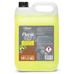 Uniwersalny płyn CLINEX Floral Citro 5L 77-897, do mycia podłóg