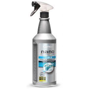 Uniwersalny płyn do dezynfekcji blatów CLINEX Nano Protect Silver Table 1L 77-342