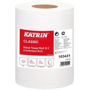 KATRIN Ręcznik rola 75m Classic S2 centralnie dozowany op. 6 rolek