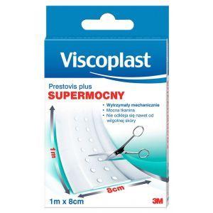 Plaster do cięcia VISCOPLAST Prestovis Plus, supermocny, 8cmx1m