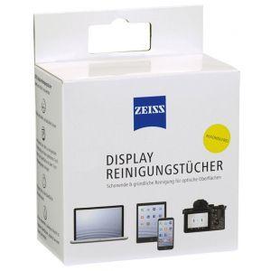 Chusteczki do czyszczenia ekranów, tabletów i laptopów ZEISS, 10 szt., białe