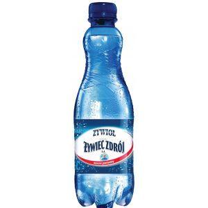 Water ŻYWIEC ZDRÓJ Element, sparkling, 0,5l