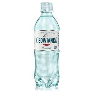 Woda CISOWIANKA niegazowana, butelka plastikowa, 0,33l