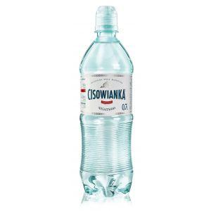 Woda CISOWIANKA Sport, niegazowana, butelka plastikowa, 0,7l