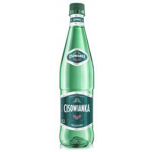 Woda CISOWIANKA, niegazowana, butelka plastikowa, 0,7l