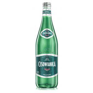 Woda CISOWIANKA Classique, niegazowana, butelka szklana, 0,7l