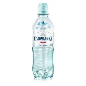 Woda CISOWIANKA Moja Pierwsza, niegazowana, butelka plastikowa, 0,33l