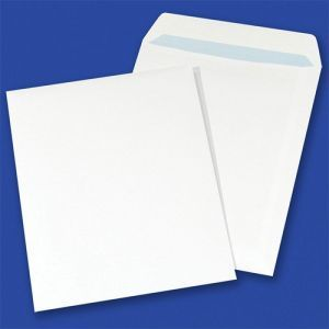Koperty samoklejące OFFICE PRODUCTS, SK, C4, 229x324mm, 90gsm, 50szt., białe