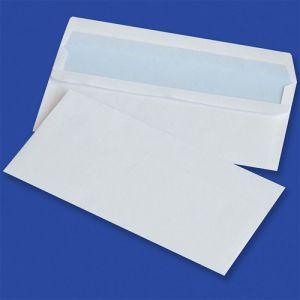 Koperty samoklejące OFFICE PRODUCTS, SK, DL, 110x220mm, 75gsm, 1000szt., białe