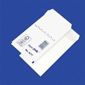 Koperty samoklejące z folią bąbelkową OFFICE PRODUCTS, HK, A11, 100x165mm/120x175mm, 10szt., białe