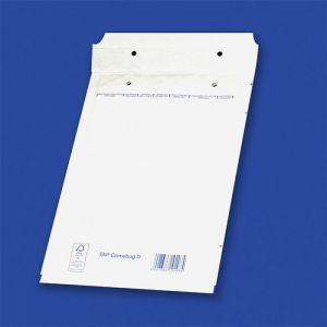 Koperty samoklejące z folią bąbelkową OFFICE PRODUCTS, HK, D14, 180x265mm/200x275mm, 10szt., białe