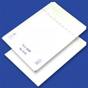 Koperty samoklejące z folią bąbelkową OFFICE PRODUCTS, HK, H18, 270x360mm/290x370mm, 10szt., białe