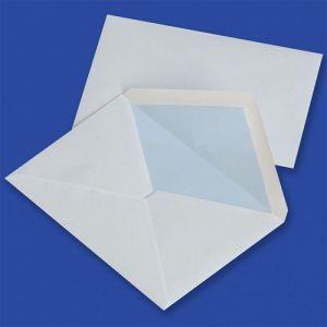Koperty z klejem OFFICE PRODUCTS, NK, C6, 114x162mm, 75gsm, 50szt., białe