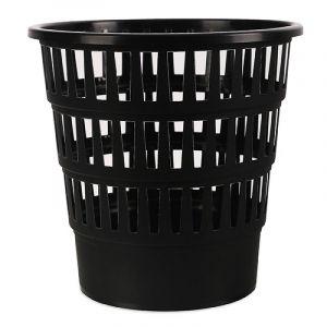 Kosz na śmieci OFFICE PRODUCTS, ażurowy, 16l, czarny