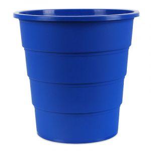 Kosz na śmieci OFFICE PRODUCTS, pełny, 16l, niebieski