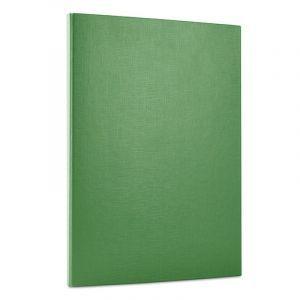 Teczka z rzepem OFFICE PRODUCTS, PP, A4/1,5cm, 3-skrz., zielona