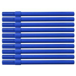 Flamaster biurowy OFFICE PRODUCTS, 10szt., niebieski