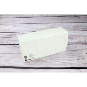 SerwetkI 24x24 2W BaVillo biała op. 200 sztuk