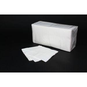 Serwetki 24x24 2W 1/4 TnD biała