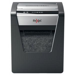 Paper shredder Rexel Momentum M510, micro cuttings, P-5, capacity 10 sheets, 23l, black