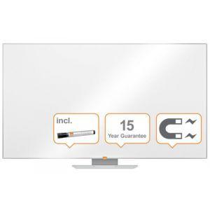 """Tablica suchoś. -magn. NOBO Nano Clean™, 156x88cm, panoramiczna 70"""", stal lakierowana, rama aluminiowa"""
