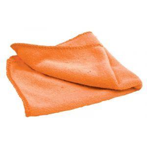 Ściereczka do tablic NOBO, mikrofibra, pomarańczowa