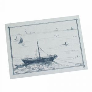 "Podkładki papierowe 30x40 ""Ruderboot"" op. 100szt (10)"