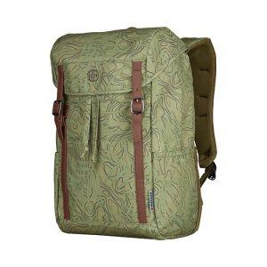Plecak WENGER Cohort, 16, 200x320x450mm , oliwkowy