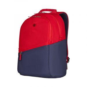 Plecak WENGER Criso 16, 230x310x430mm,  czerwonogranatowy